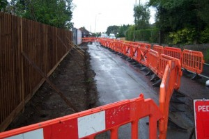 Sturgeons Road Groundworks